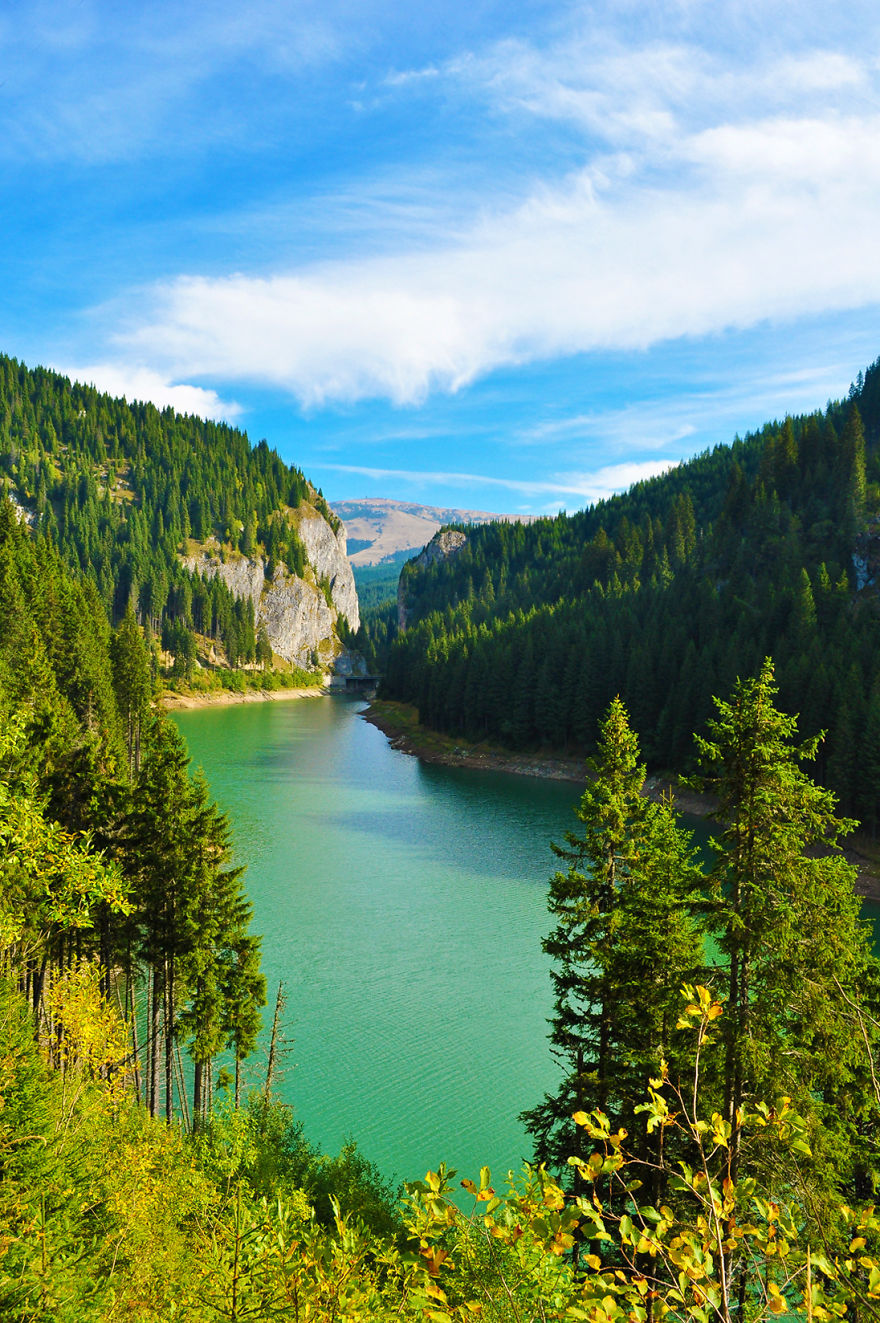 12. Озеро Bolboci.