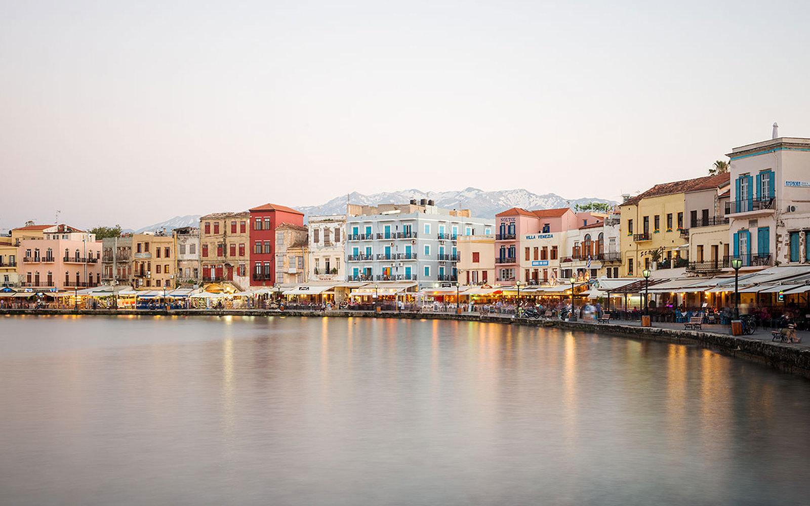 1. Крит, Греция.