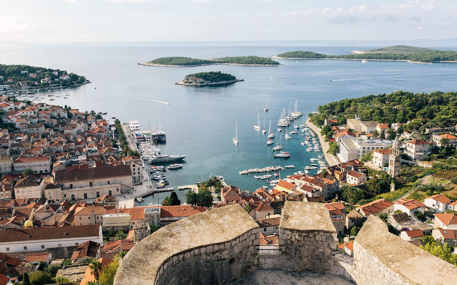 2. Хвар, Хорватия.
