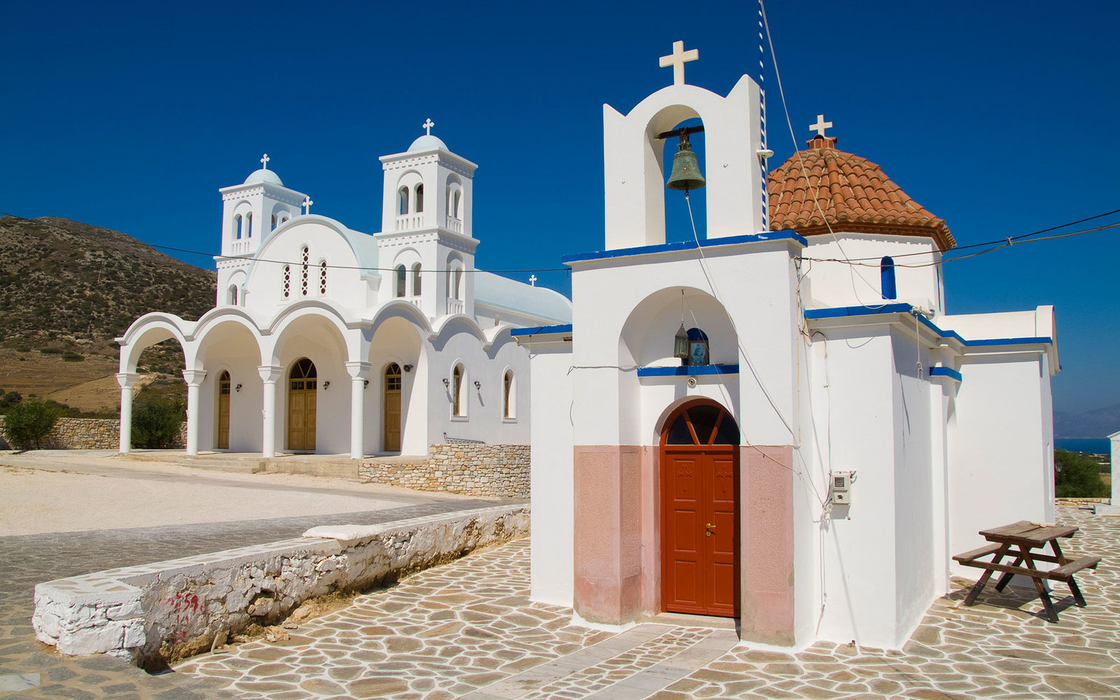 3. Парос, Греция.
