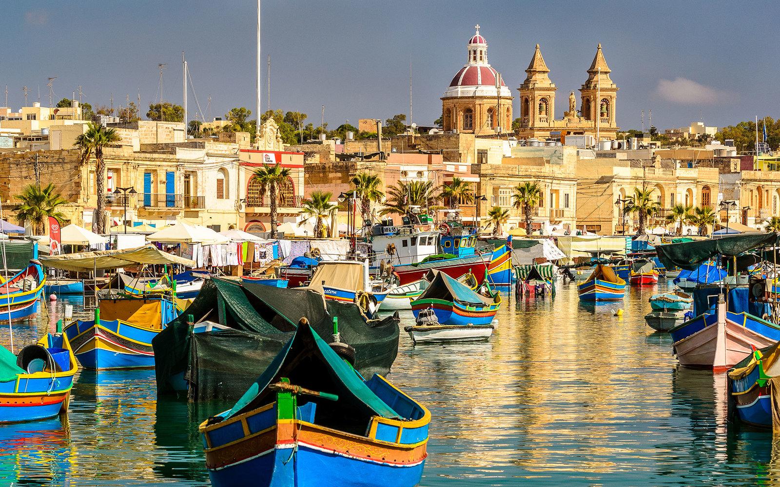 5. Мальта.