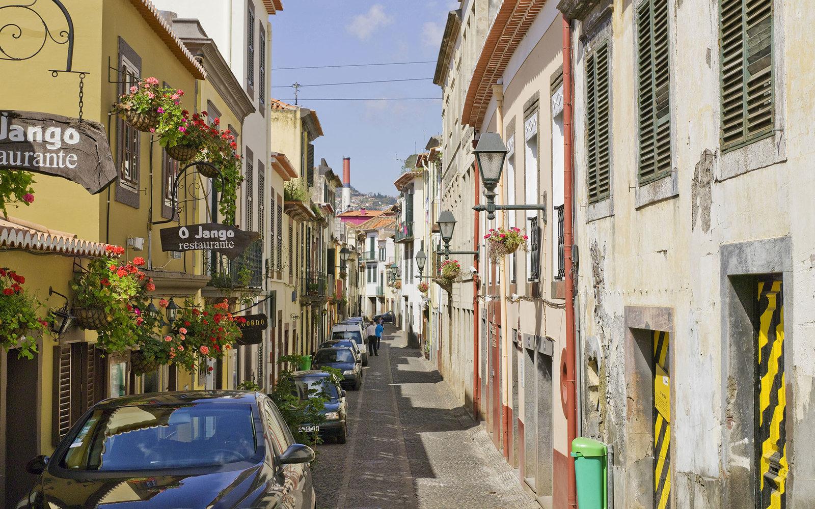 7. Мадейра, Португалия.