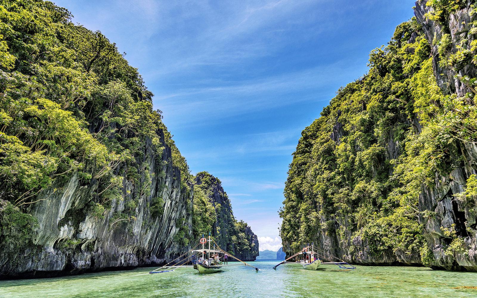 10. Палаван, Филиппины.
