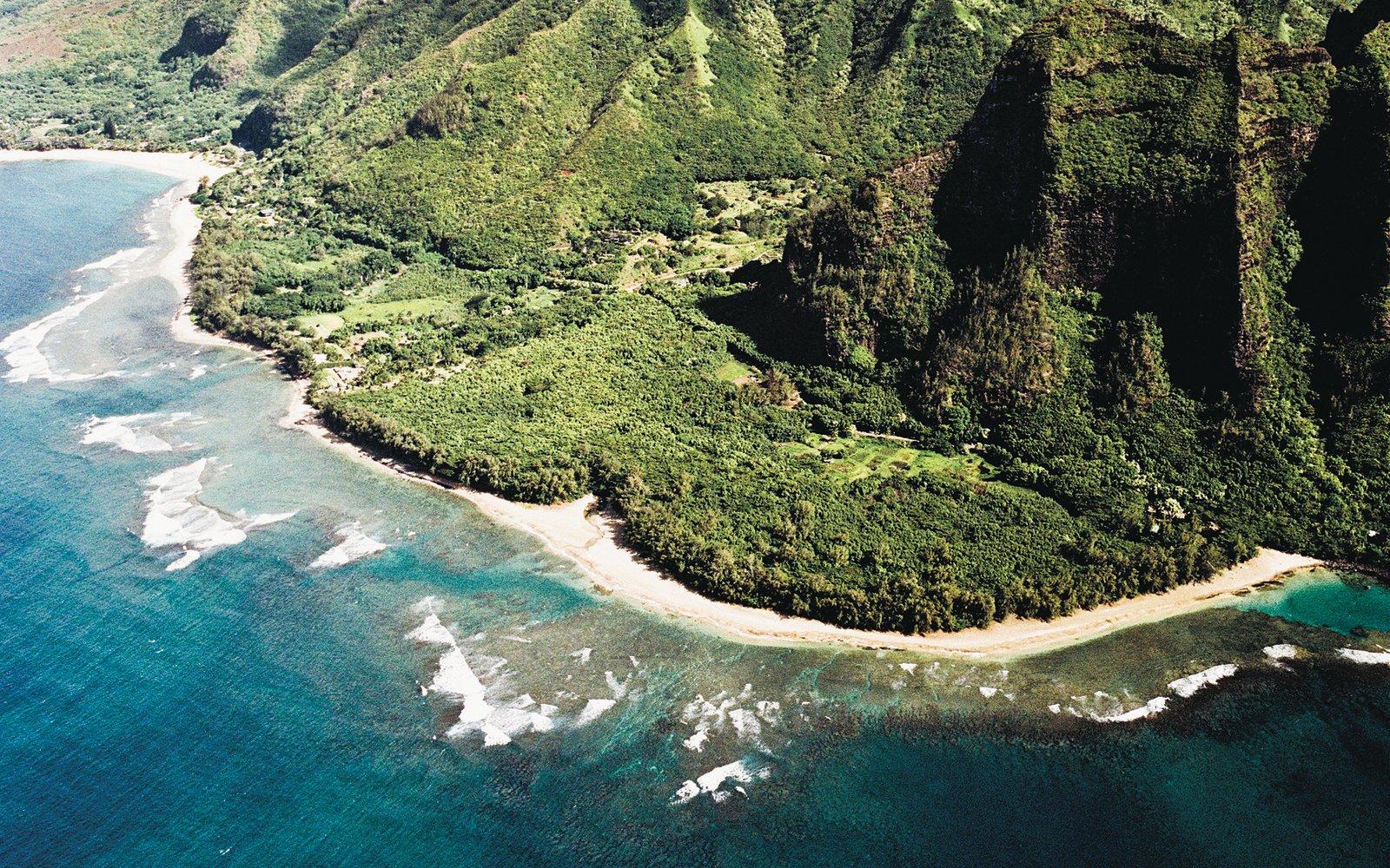 2. Кауаи, Гавайи.