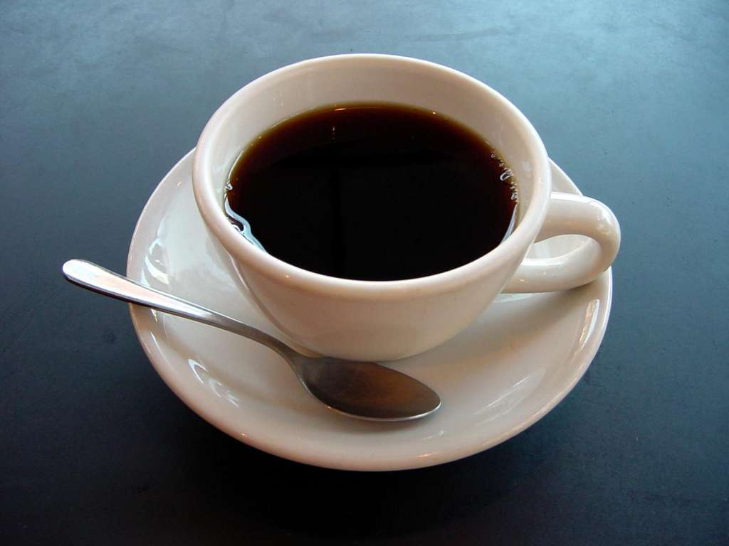 3. Кофе.