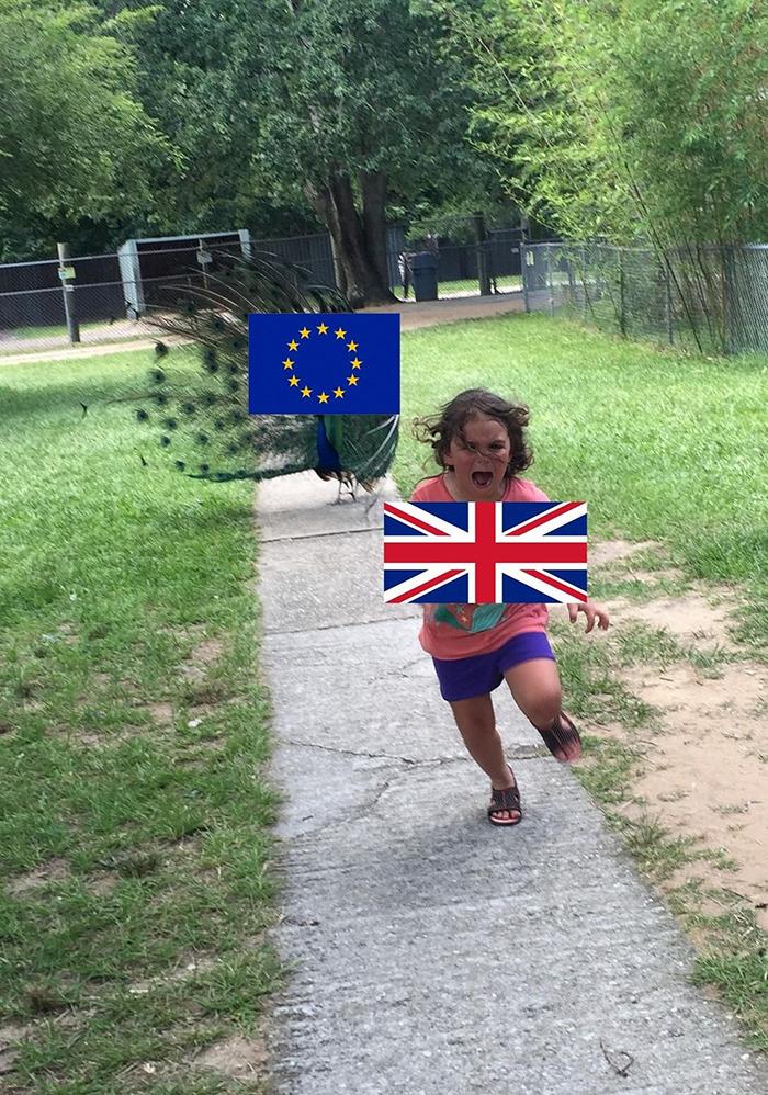 4. Выход Великобритании из ЕС.