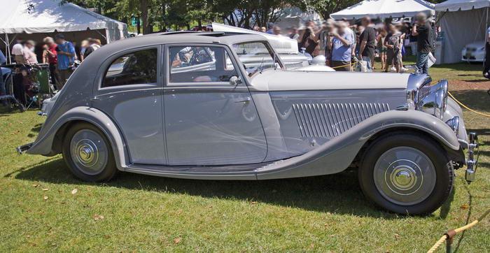 9. Bentley 3.5л – «Из России с любовью».