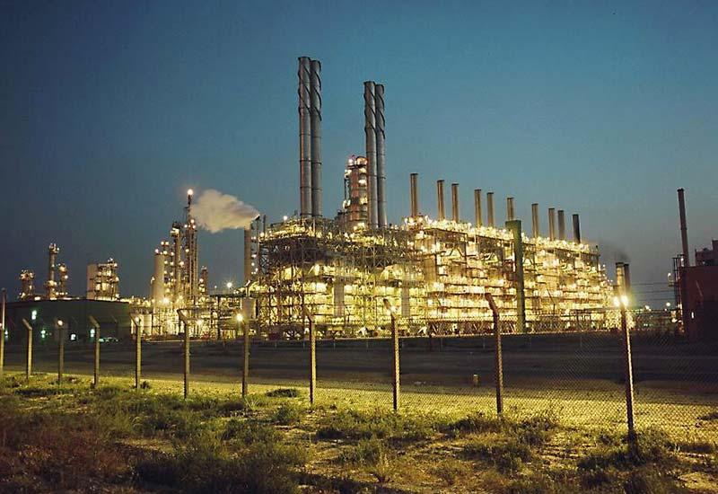 8. Jubail Industrial City.