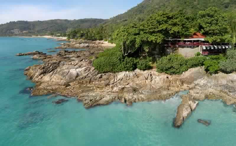 9. Ресторан Baan Rim Pa, остров Пхукет, Таиланд.