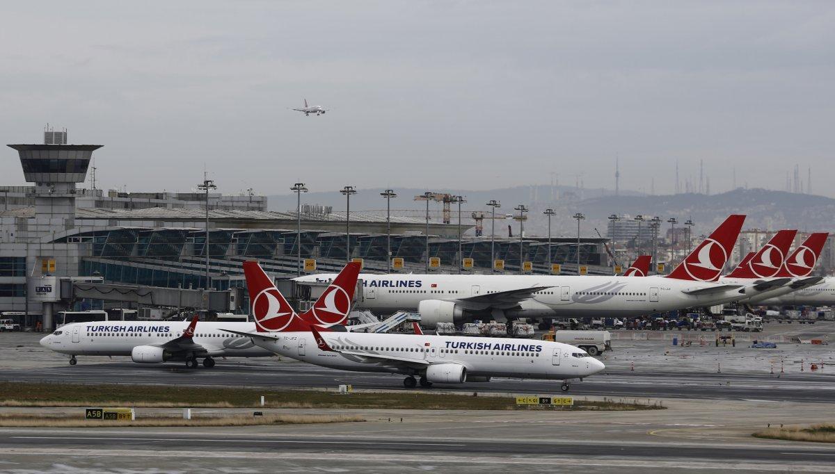 6. Аэропорт Стамбул имени Ататюрка. Пассажирооборот – 61 836 781 пассажиров.