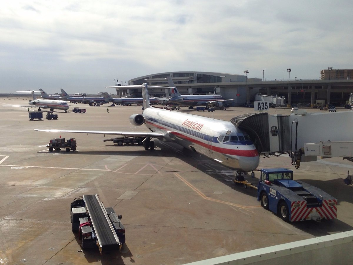 7. Международный аэропорт Даллас/Форт-Уэрт. Пассажирооборот – 64 072 468 пассажиров.