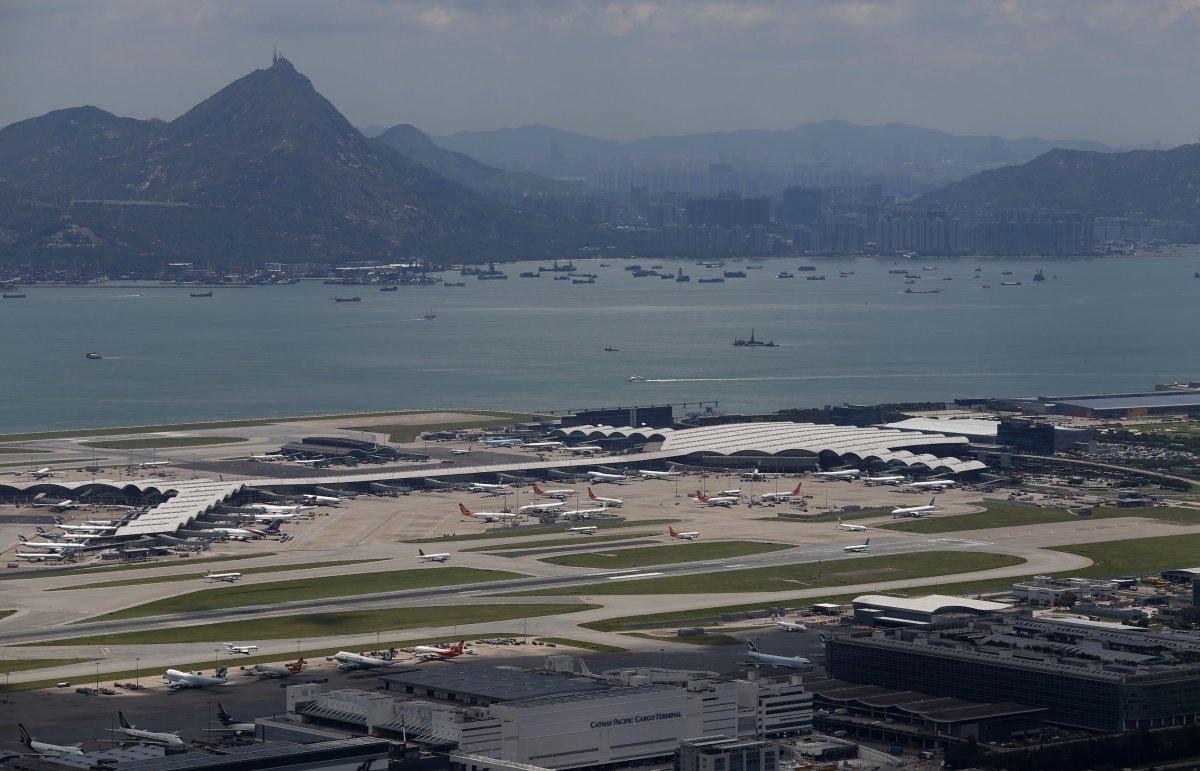 9.  Международный аэропорт Гонконга. Пассажирооборот – 68 283 407 пассажиров.