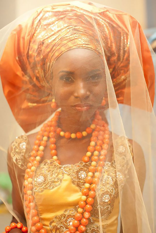 2. Невеста в Нигерии.