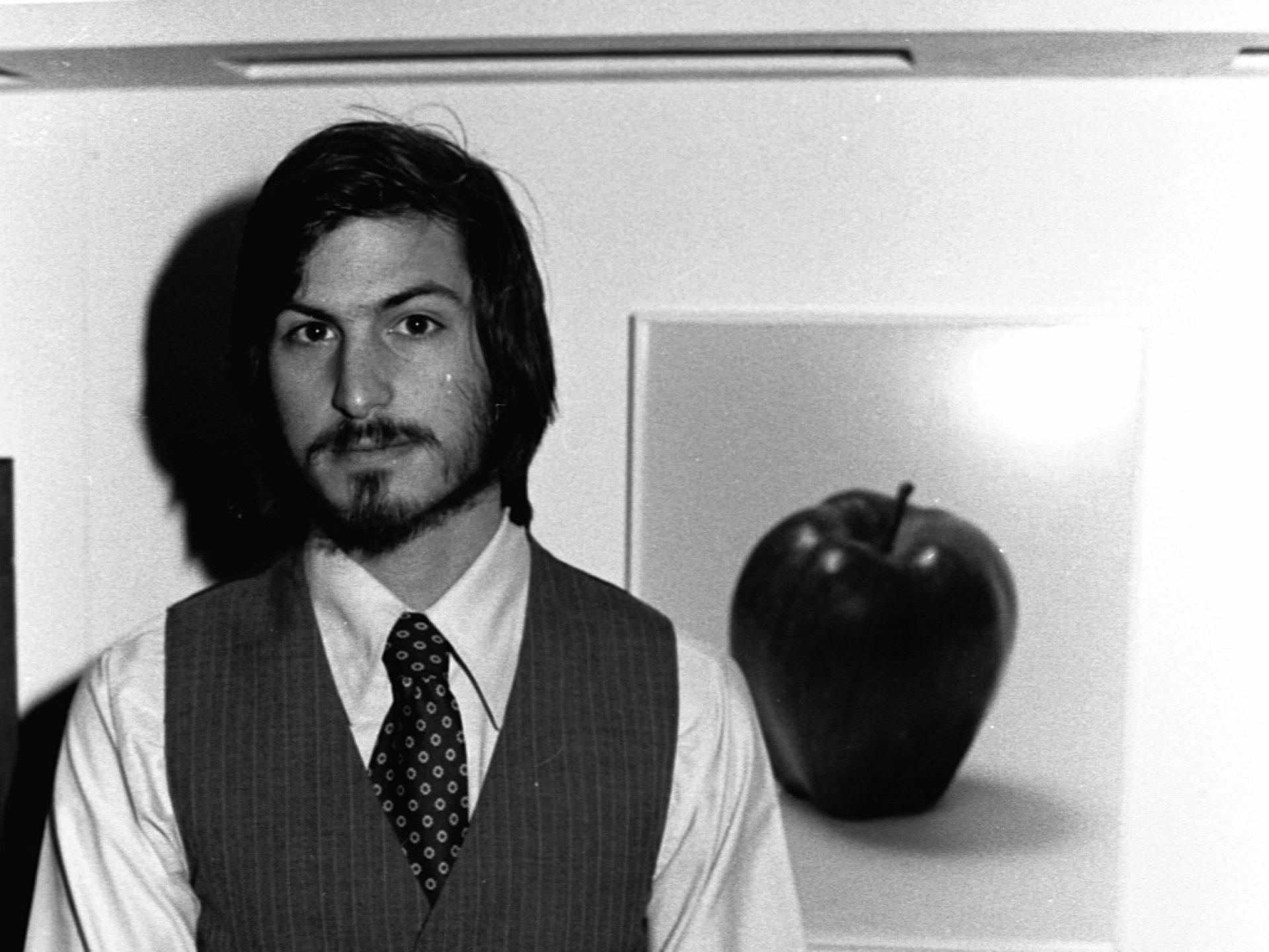 3. Стив Джобс.