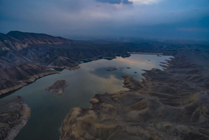 10. Азатское водохранилище, Котайкская область.