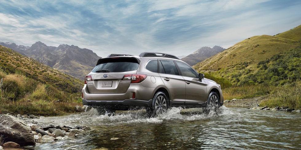 10. Subaru Outback.