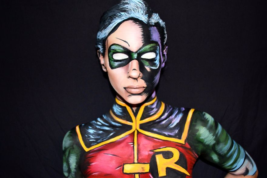 7. Робин (комиксы о Бэтмене).