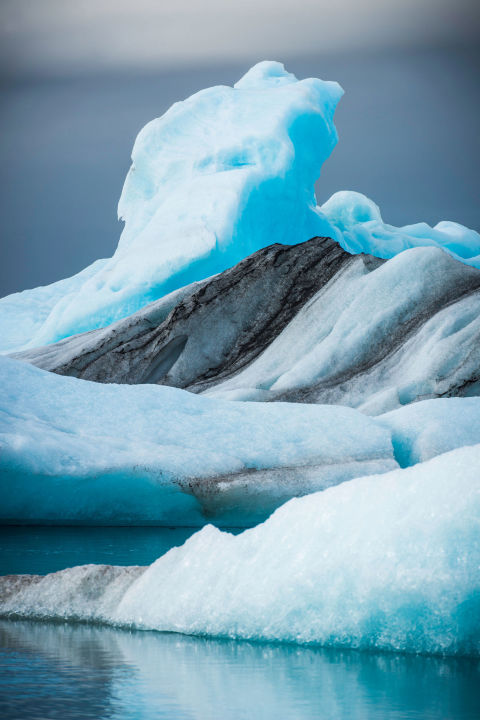 10. Ледник Йёкюльсаурлоун.