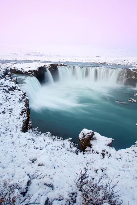 13. Водопад Годафосс