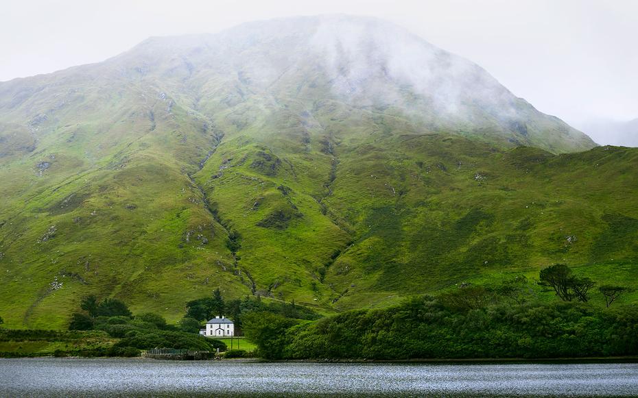 10. Западное побережье Ирландии.