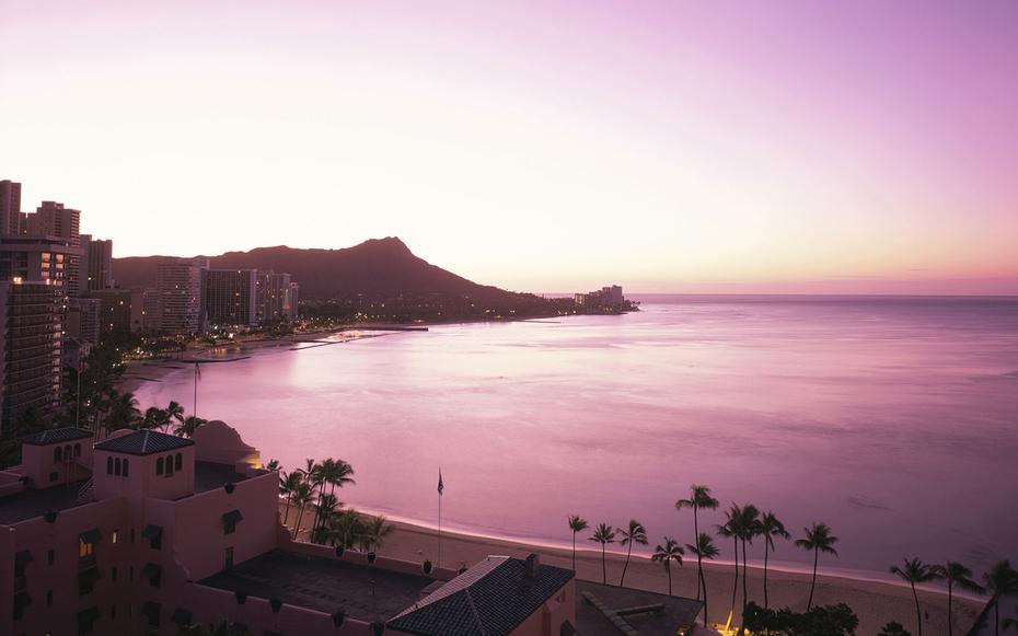 7. Гонолулу, Гавайские острова.