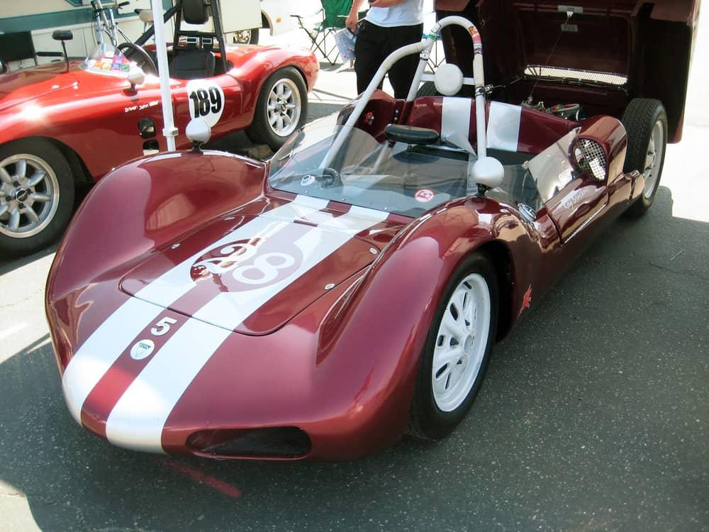 10. Elva MK VI.