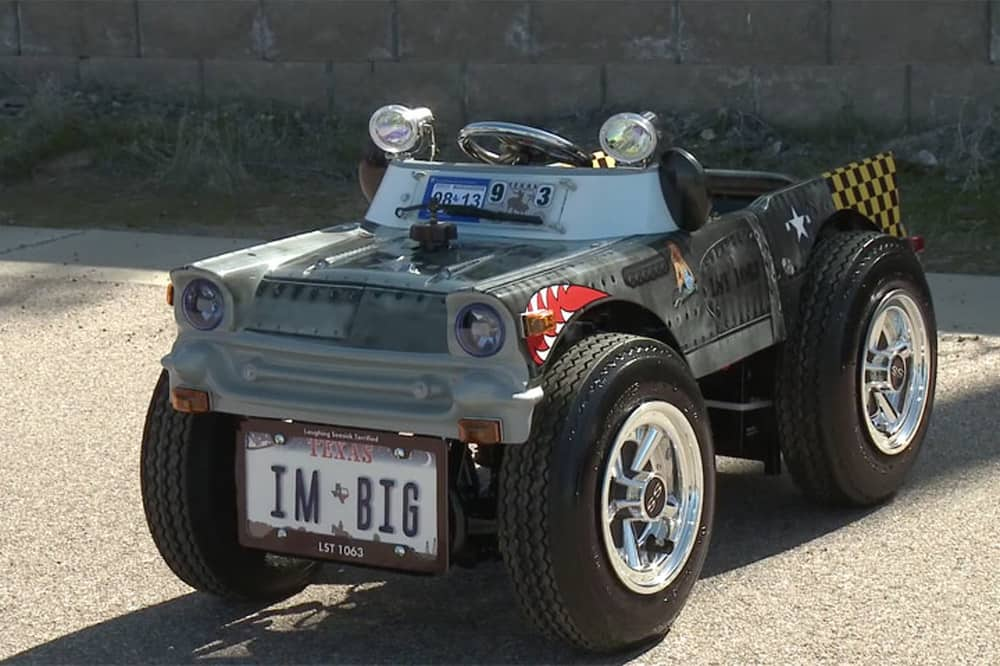 15. Coulson Car.