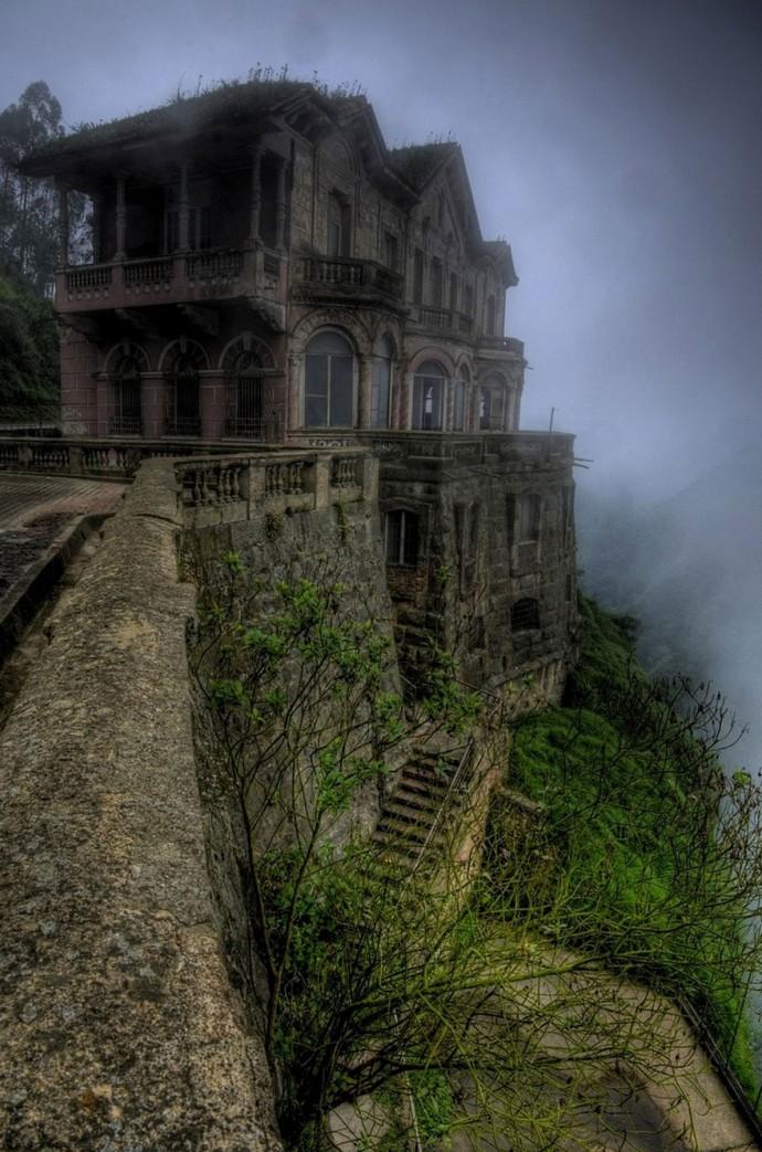 10. Отель Сальто, Колумбия.