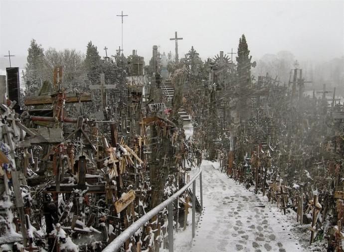 2. Гора Крестов, Литва.