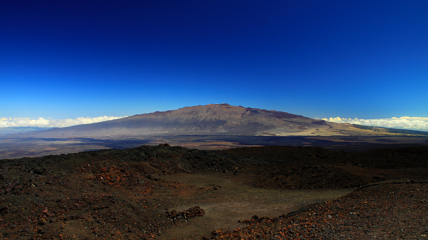 1. Мауна-Лоа – Гавайи.