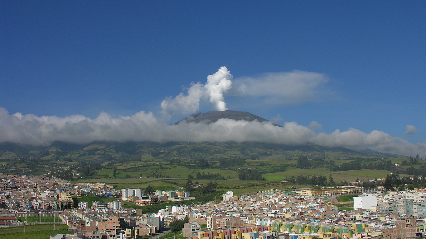 6. Галерас – Колумбия.