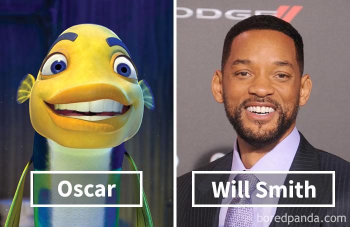 9. «Подводная братва»: Оскар – Уилл Смит.
