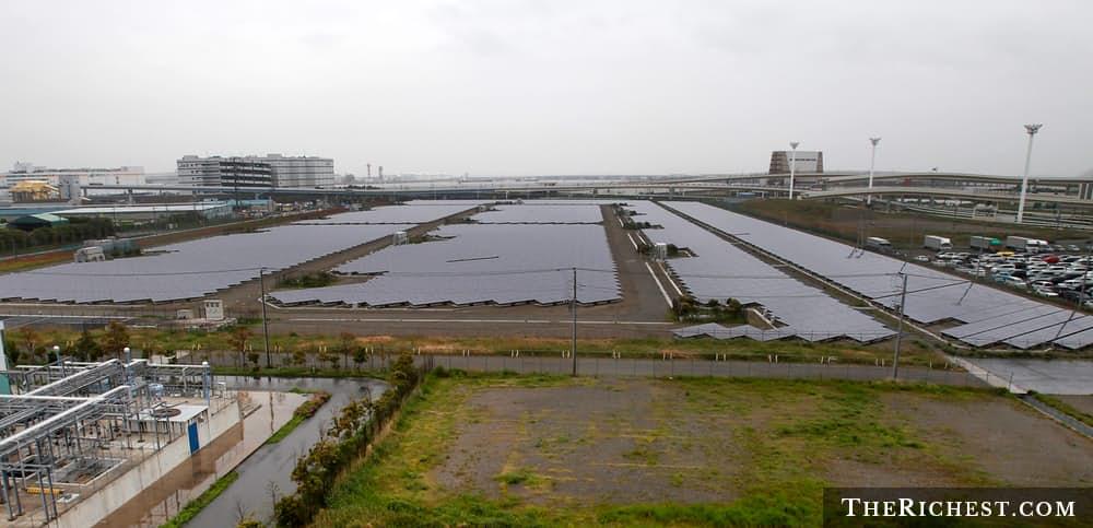 1. Япония: 10 ГВт.
