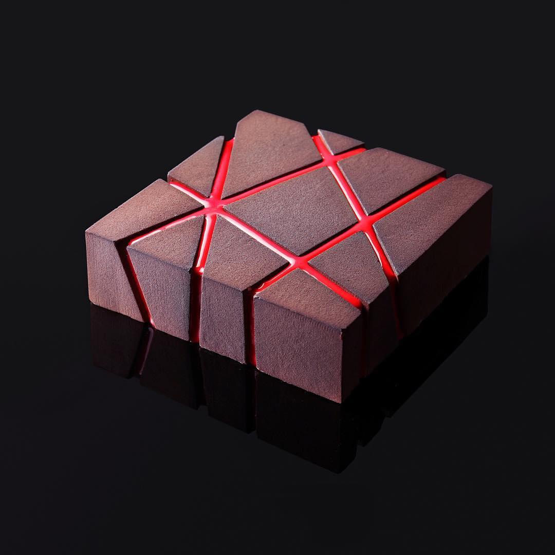 1. Торт «Шоколадный блок».