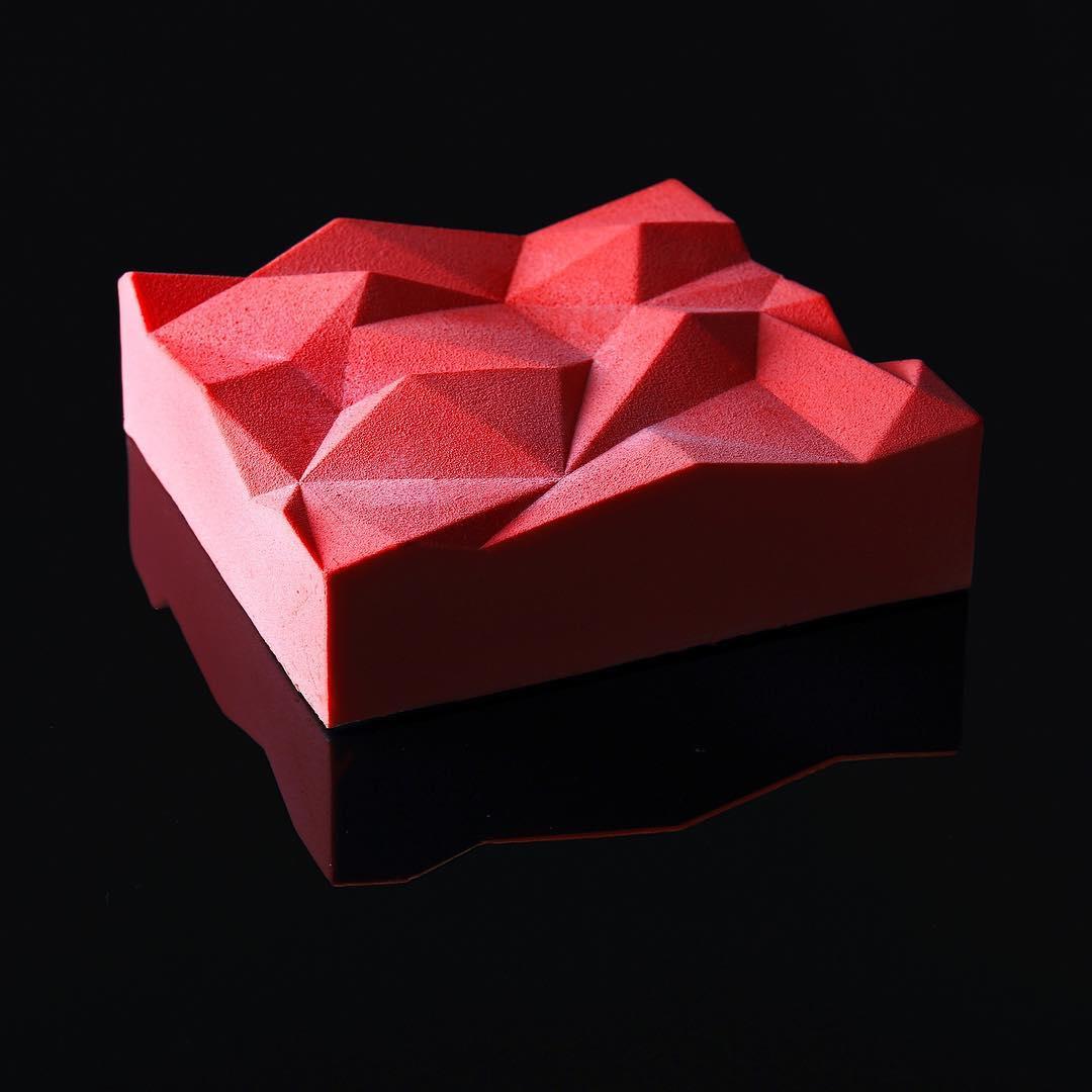 4. Пирожное «Геометрия».