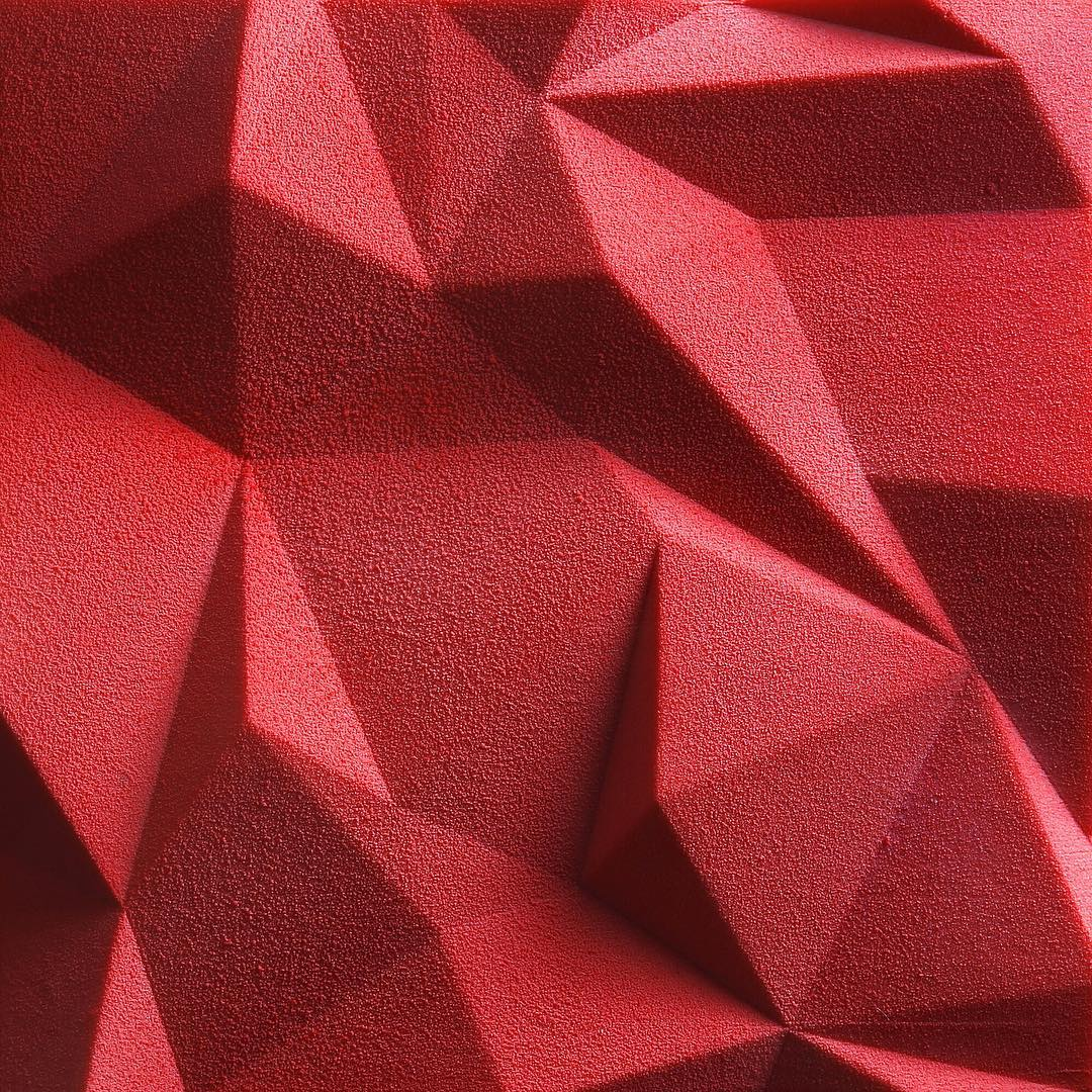 6. Для создания трехмерной поверхности Динара использовала принцип триангуляции.