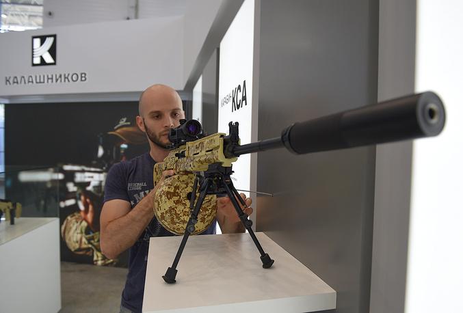 5. Пулемет Калашников PK-16.