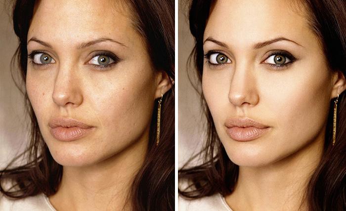 1. Анджелина Джоли.
