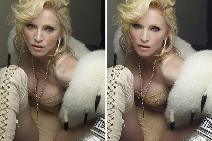 2. Мадонна.