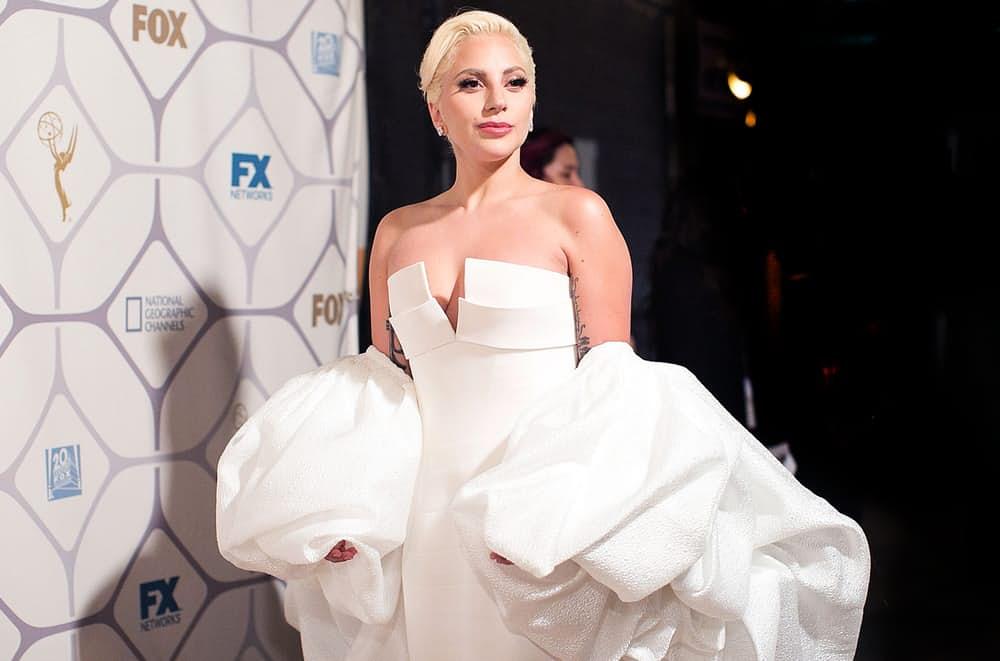 6. Леди Гага.