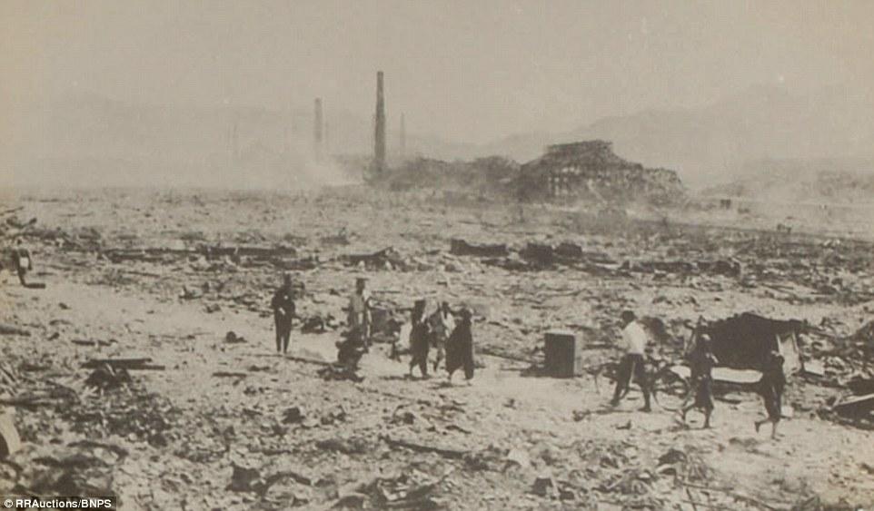 5. Фотограф показал запечатлел опустошающее воздействие взрыва.