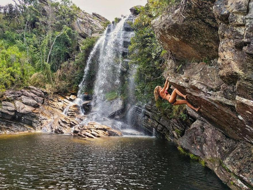 15. Финалист в категории «Мобильное фото», Национальный парк Серра-ду-Сипо, Бразилия. Автор – Александр Феррера.