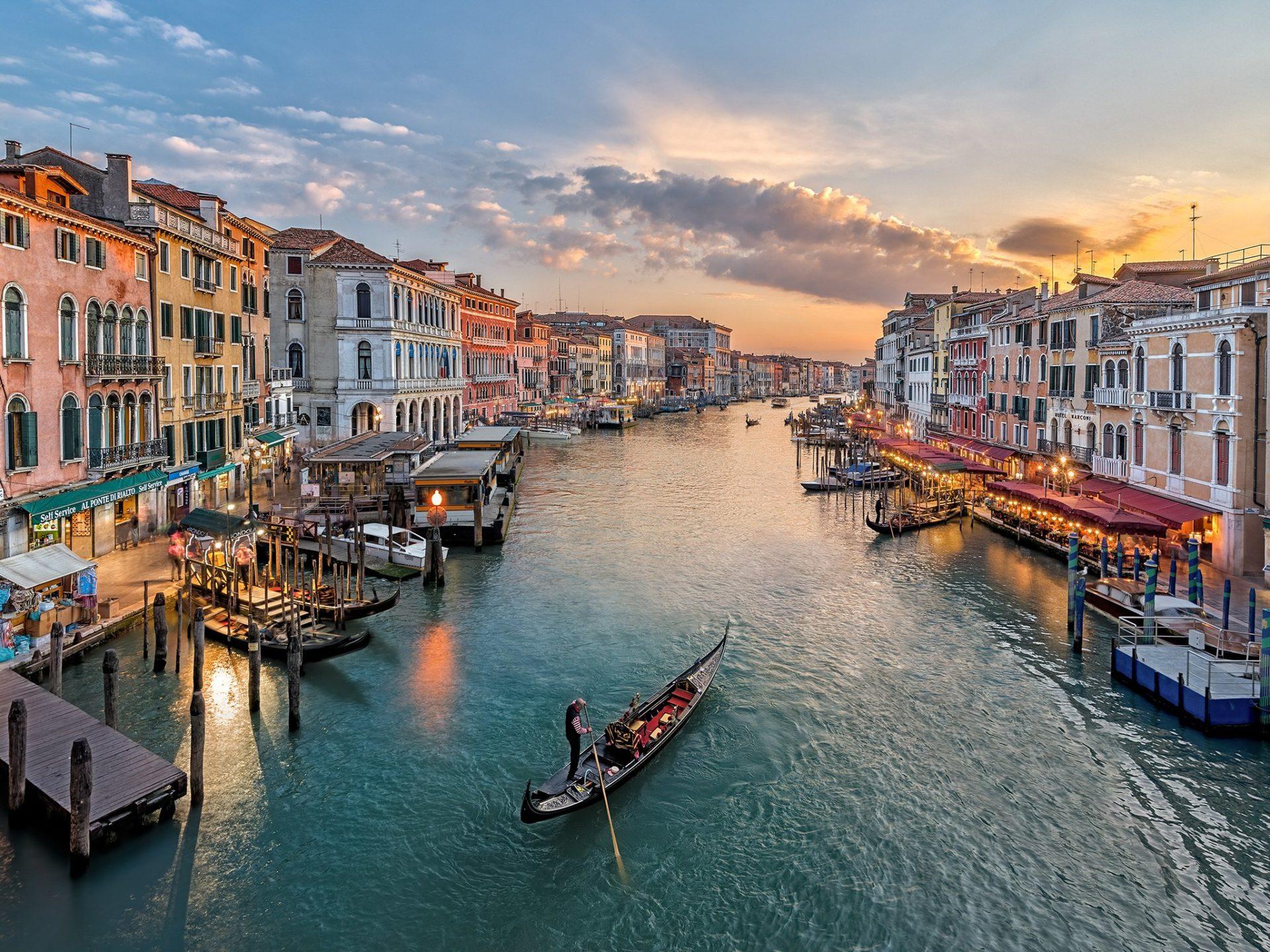 20. Венеция, Италия.