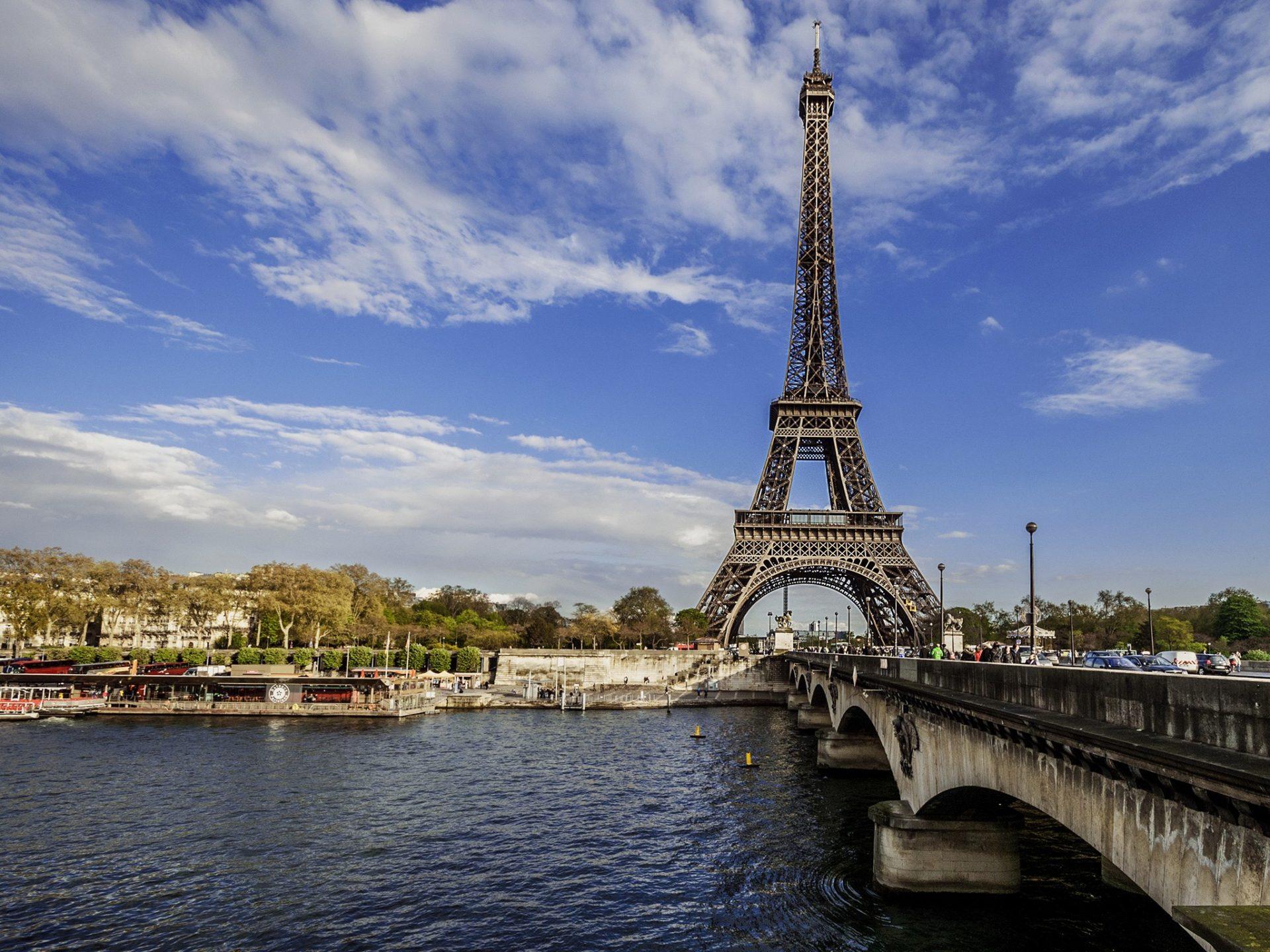 11. Париж, Франция.