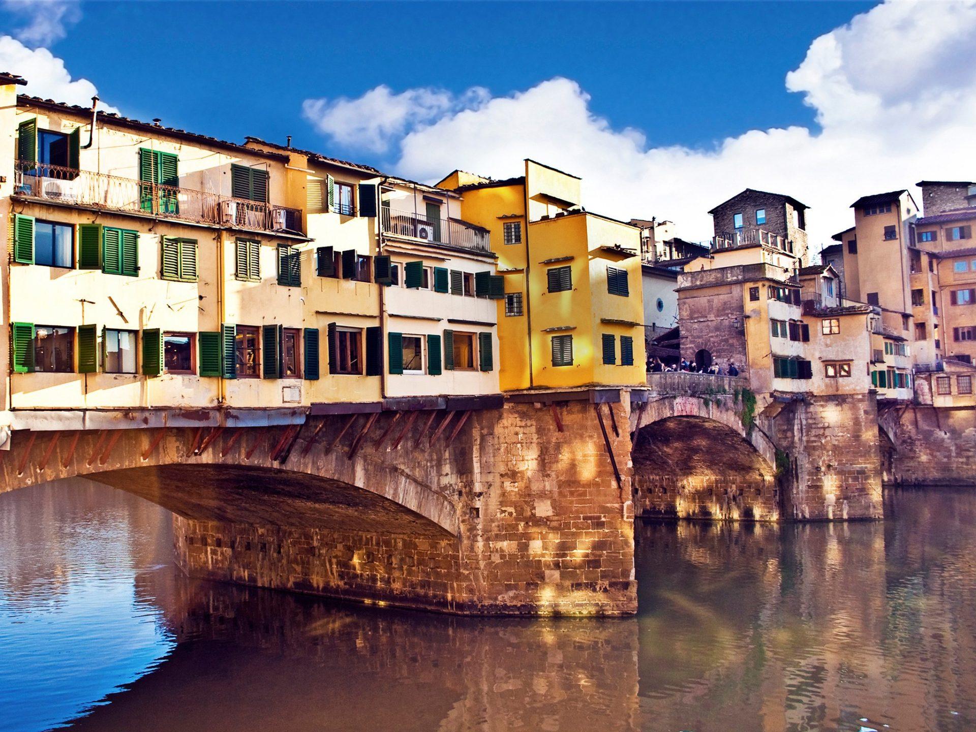 3. Флоренция, Италия.