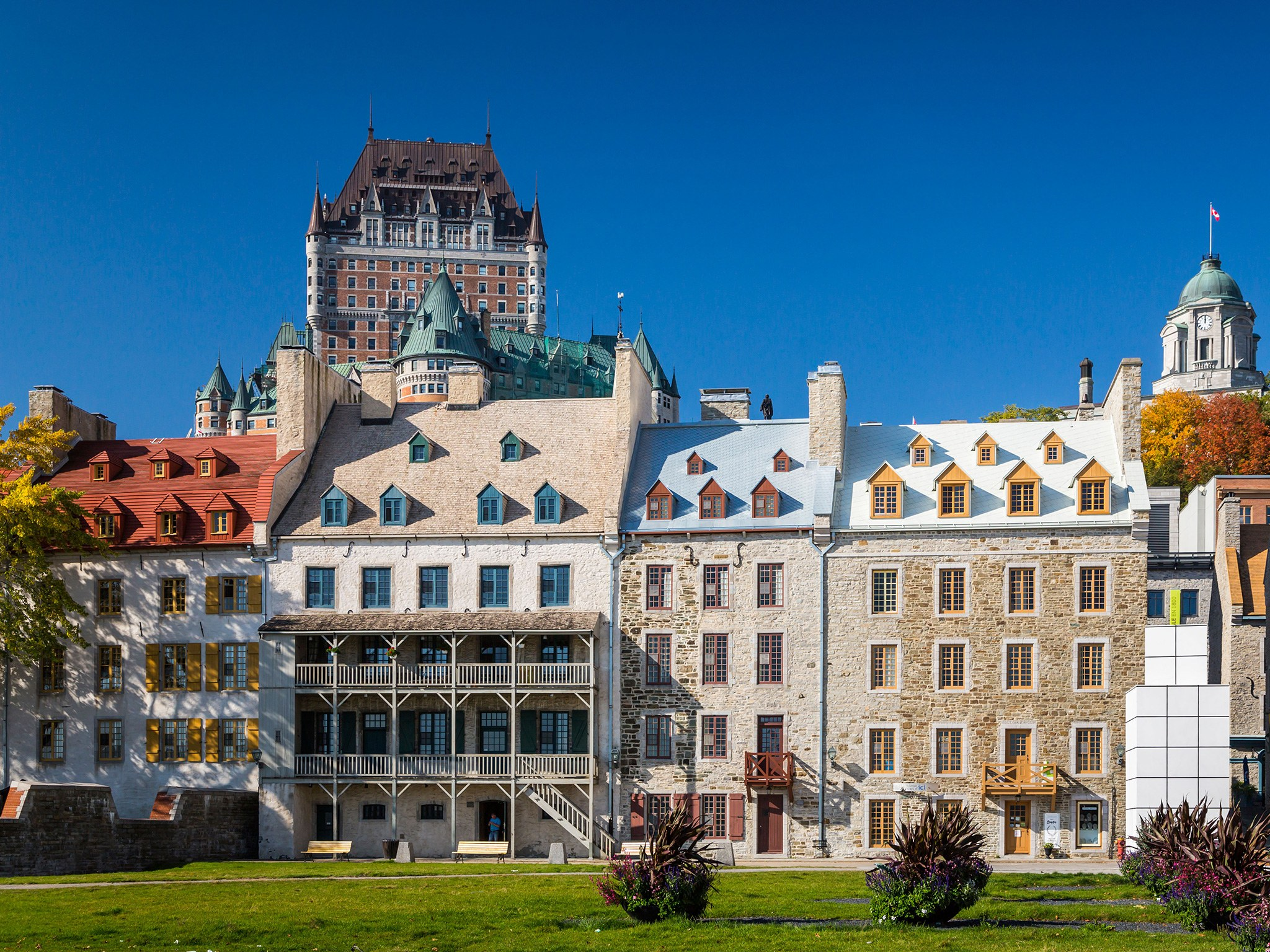 18. Квебек, Канада.