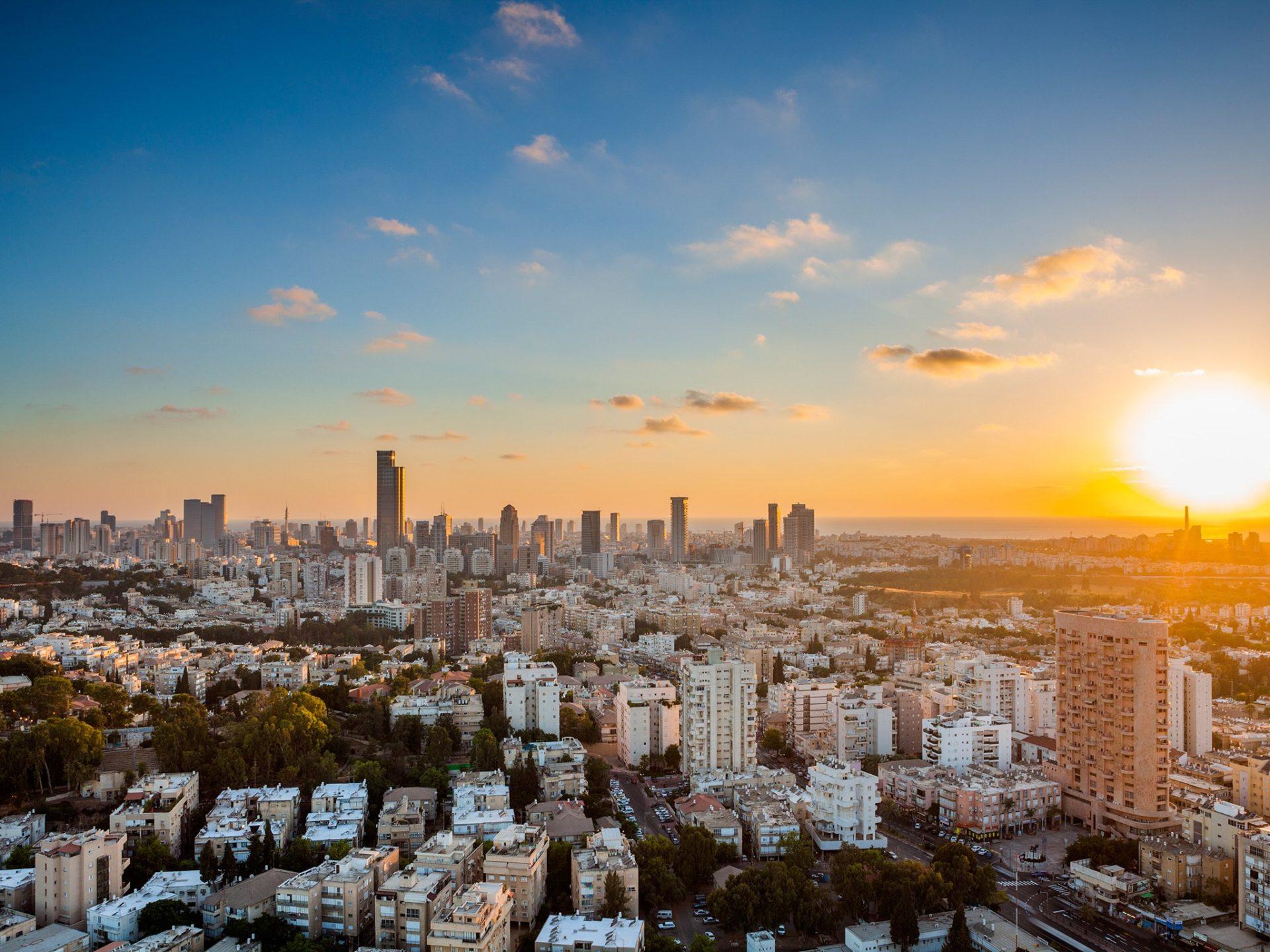 17. Тель-Авив, Израиль.