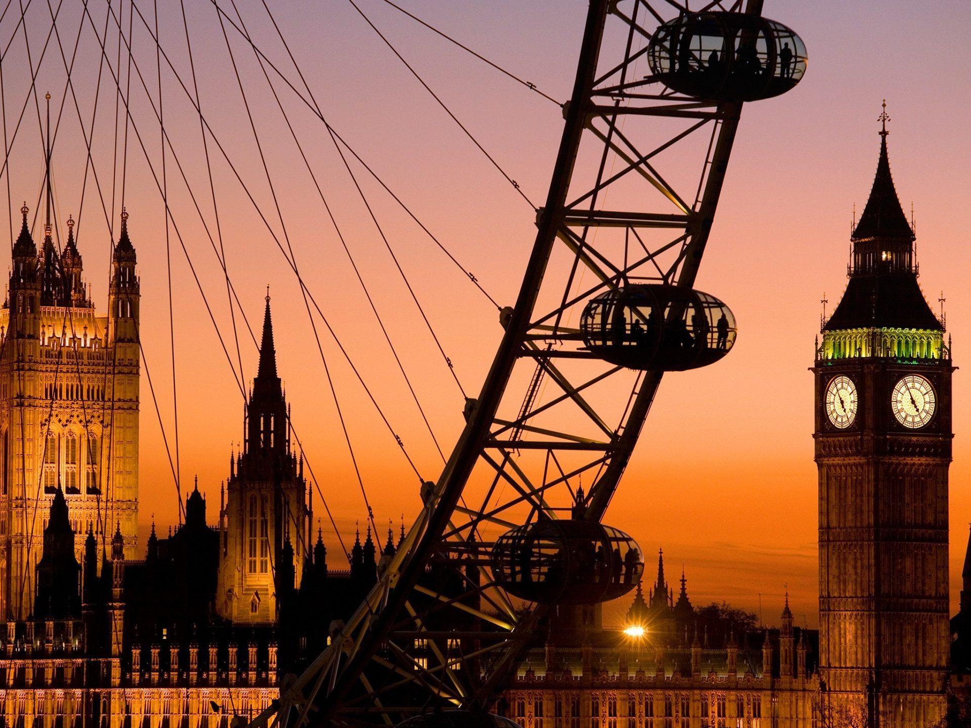 13. Лондон, Англия.