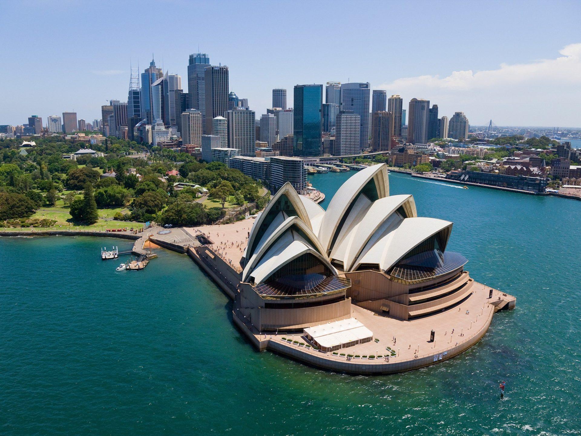 12. Сидней, Австралия.