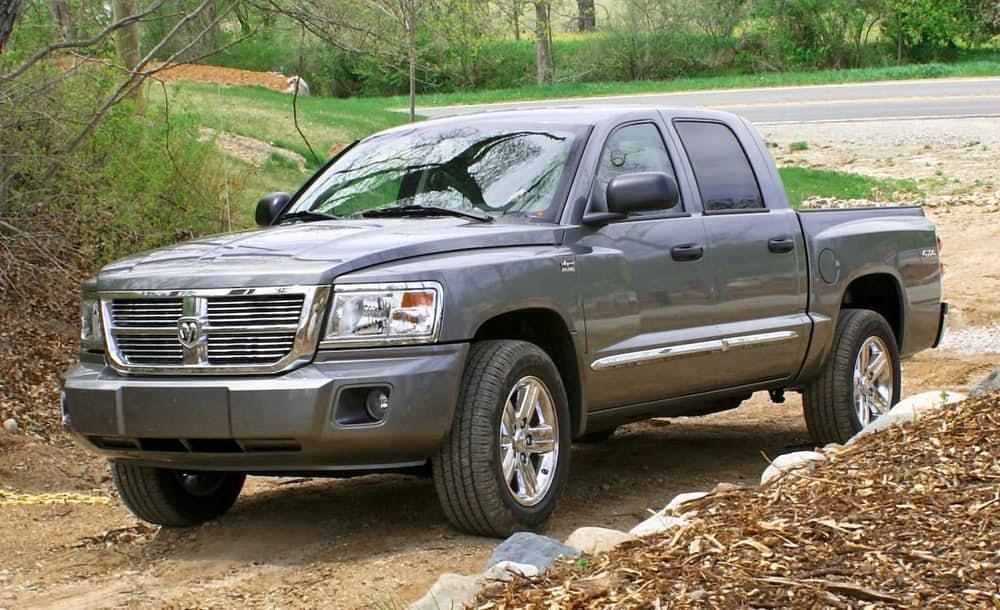 4. Dodge Dakota.
